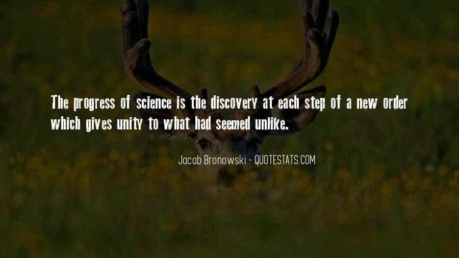 Quotes About Discovery Science #110609