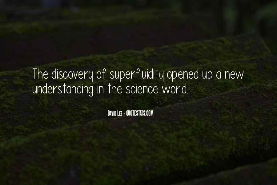 Quotes About Discovery Science #434353