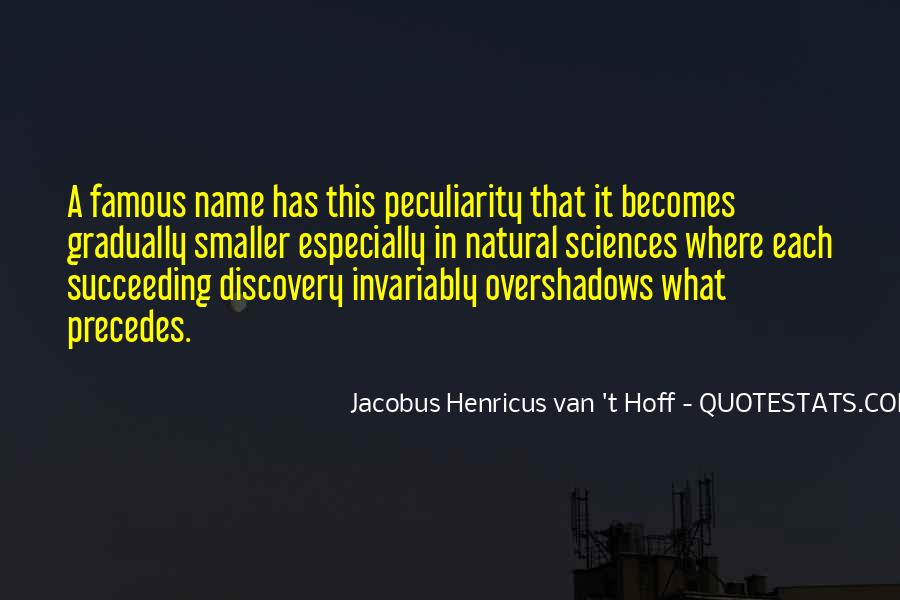 Quotes About Discovery Science #47678