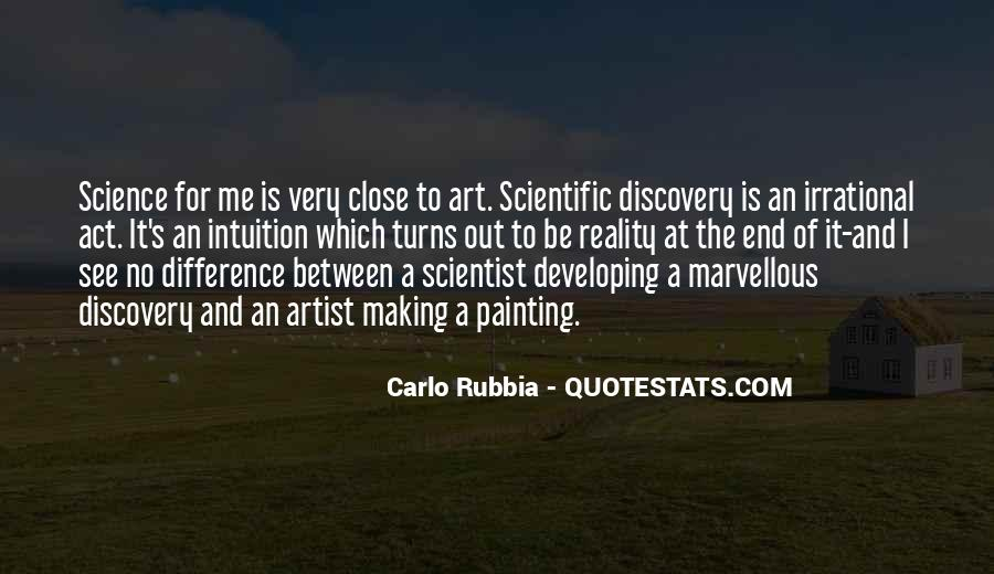 Quotes About Discovery Science #481883