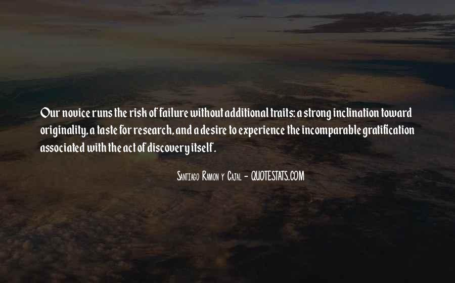 Quotes About Discovery Science #517631