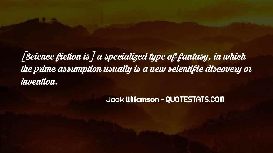 Quotes About Discovery Science #548639