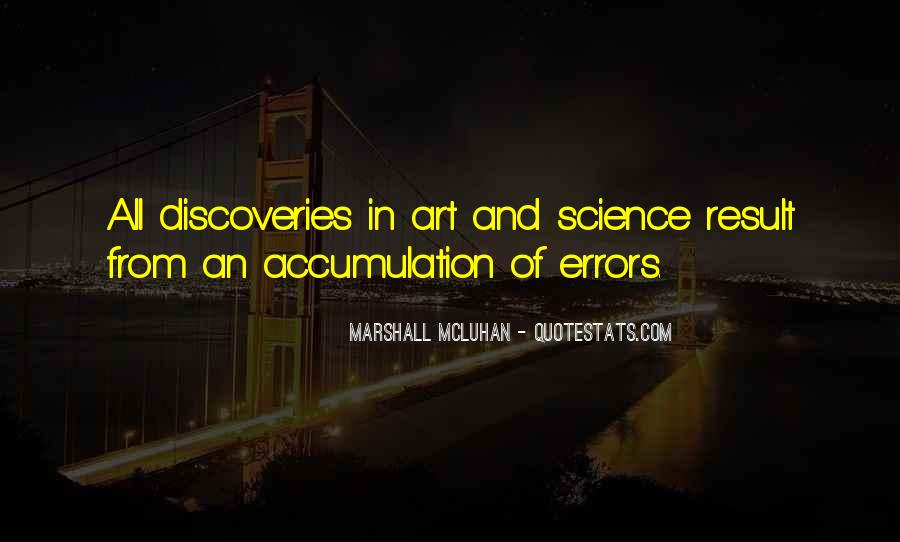 Quotes About Discovery Science #688958