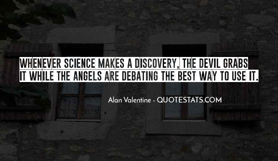 Quotes About Discovery Science #694641