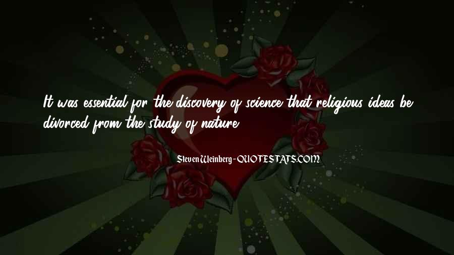 Quotes About Discovery Science #808527