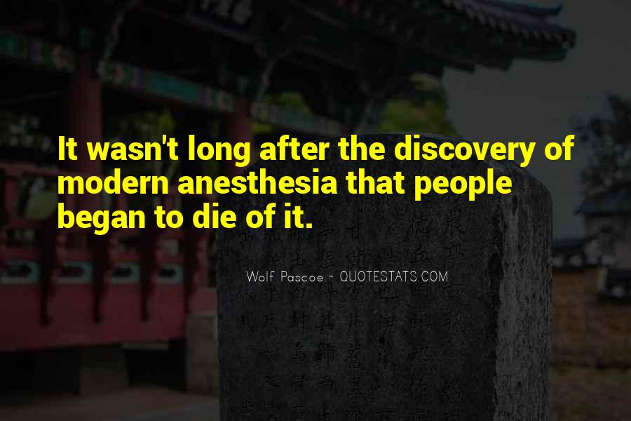Quotes About Discovery Science #86530