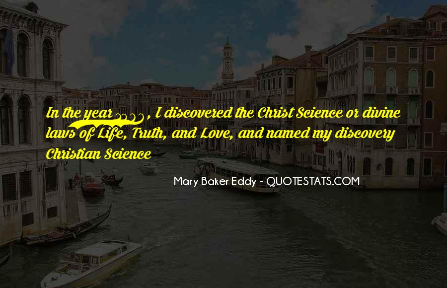 Quotes About Discovery Science #88870