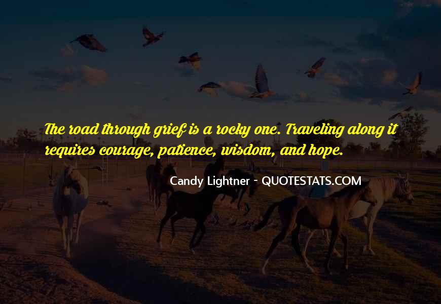 Quotes About Hope And Patience #1322089