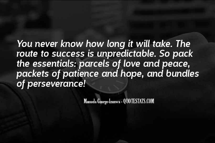 Quotes About Hope And Patience #1862166