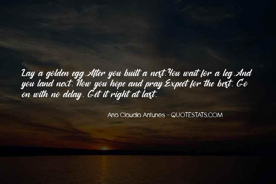 Quotes About Hope And Patience #431654