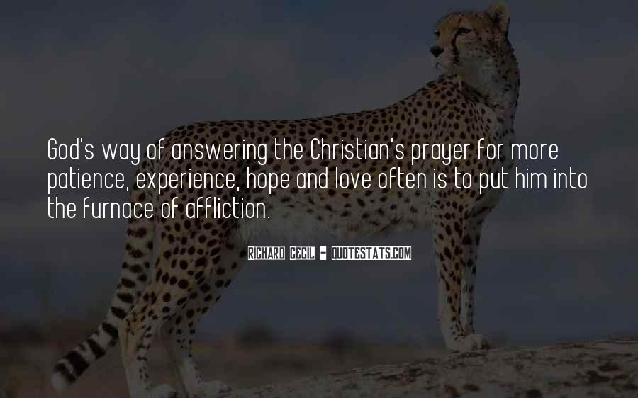 Quotes About Hope And Patience #622206