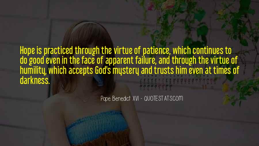 Quotes About Hope And Patience #744175