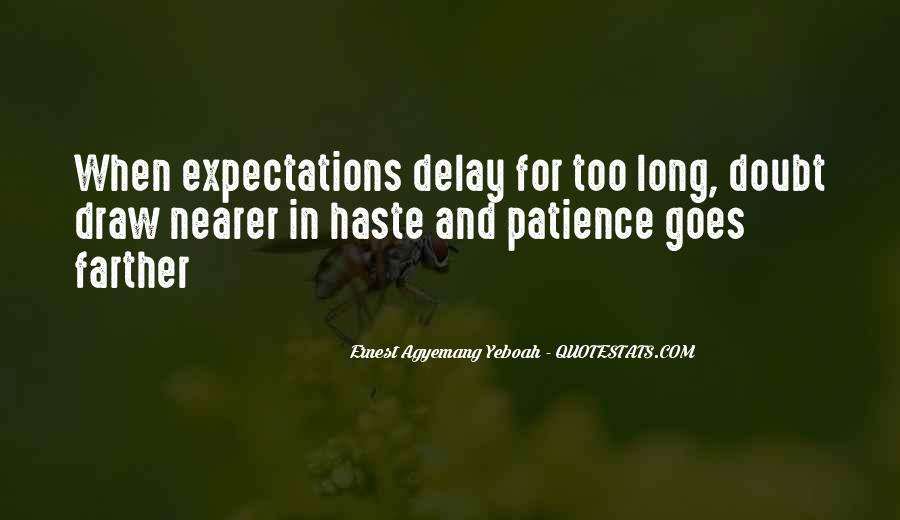 Quotes About Hope And Patience #905152