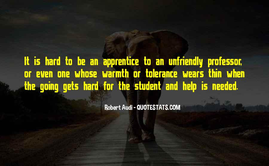 Quotes About Struggling In College #330556