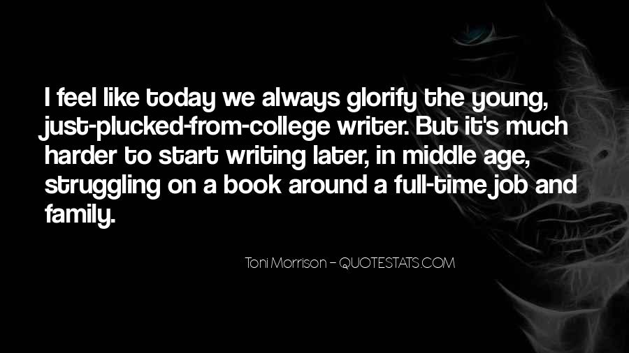 Quotes About Struggling In College #716297