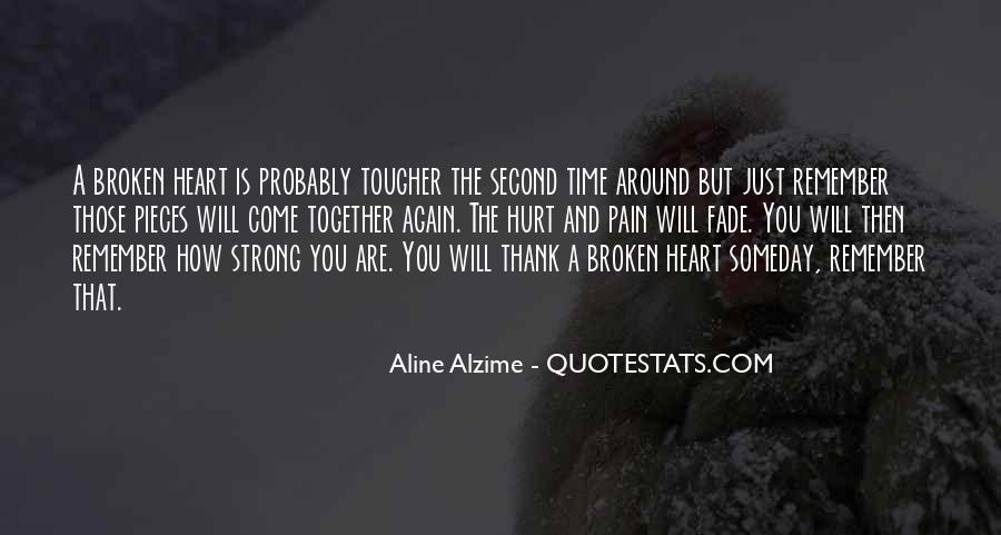 Quotes About Love The Second Time Around #201541
