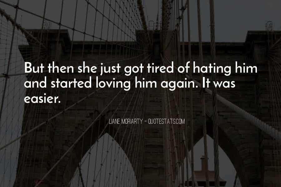 Quotes About Loving Him Again #1122117