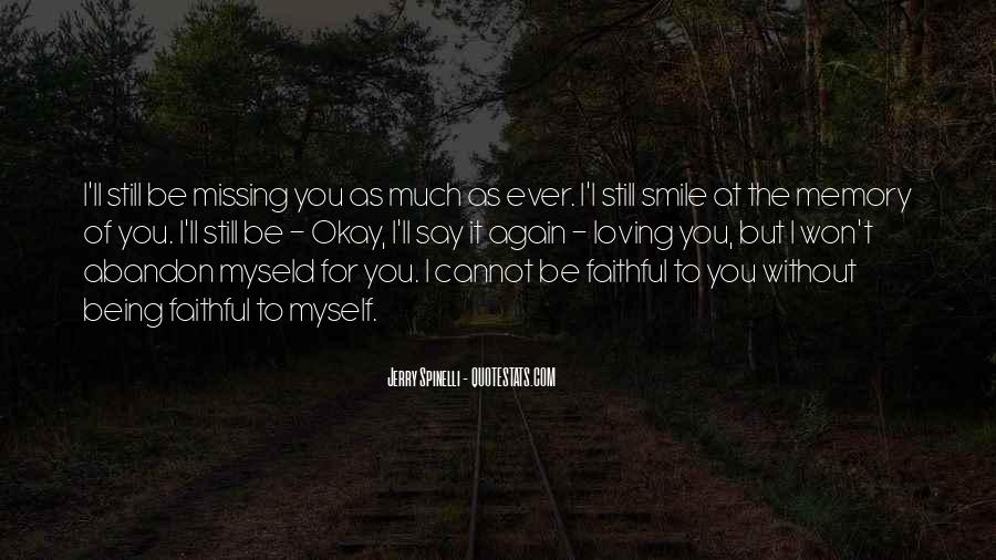 Quotes About Loving Him Again #118125
