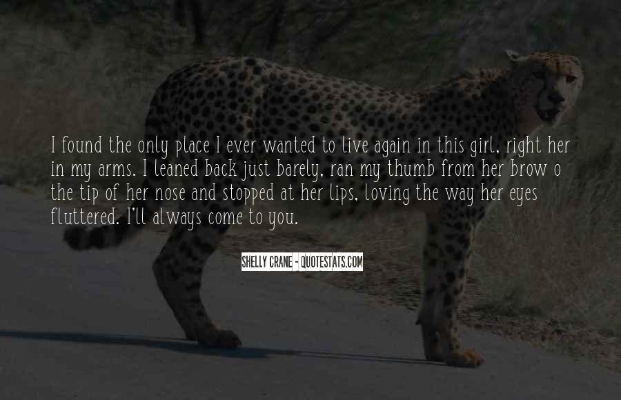 Quotes About Loving Him Again #392673
