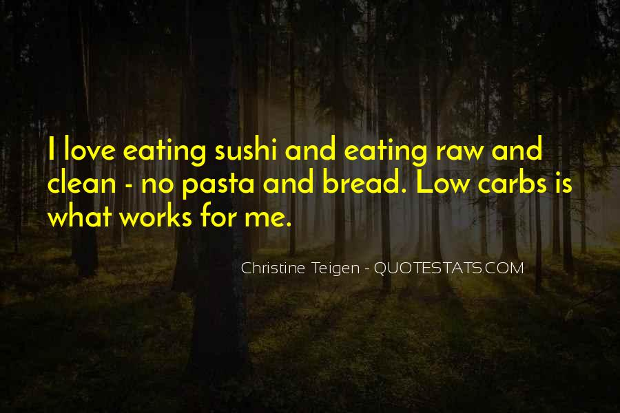Quotes About Pasta And Love #1022845