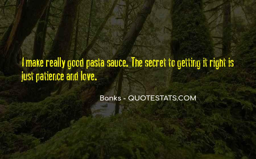 Quotes About Pasta And Love #247573