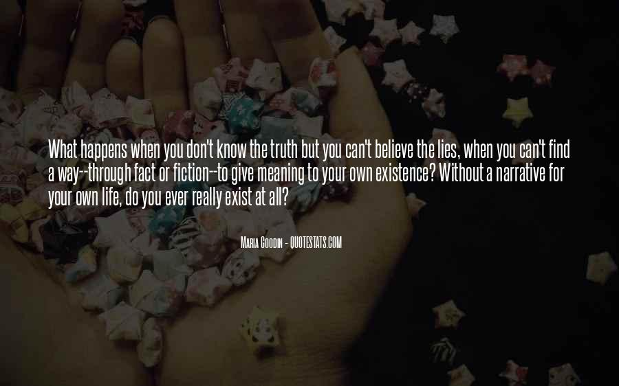 Quotes About The Way The Truth The Life #353375