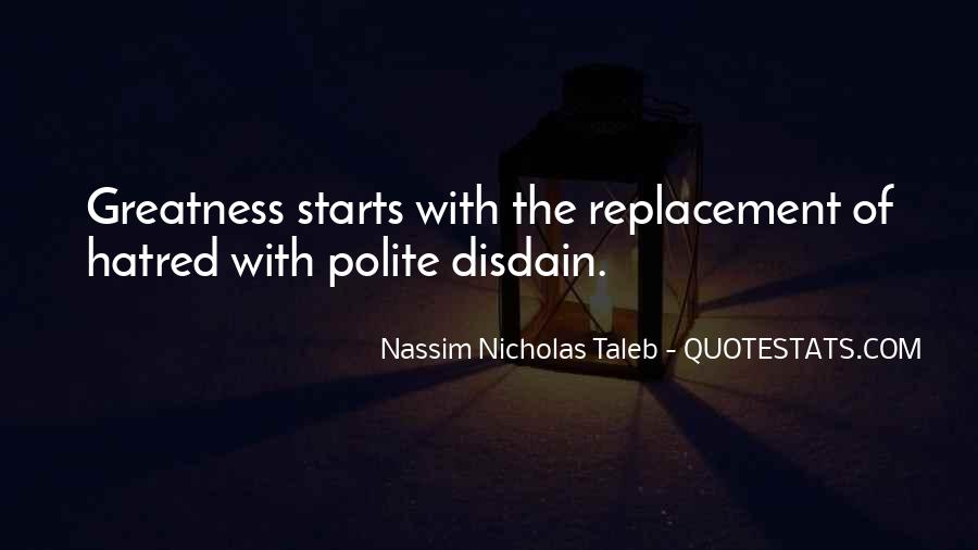 Quotes About Replacement #152175