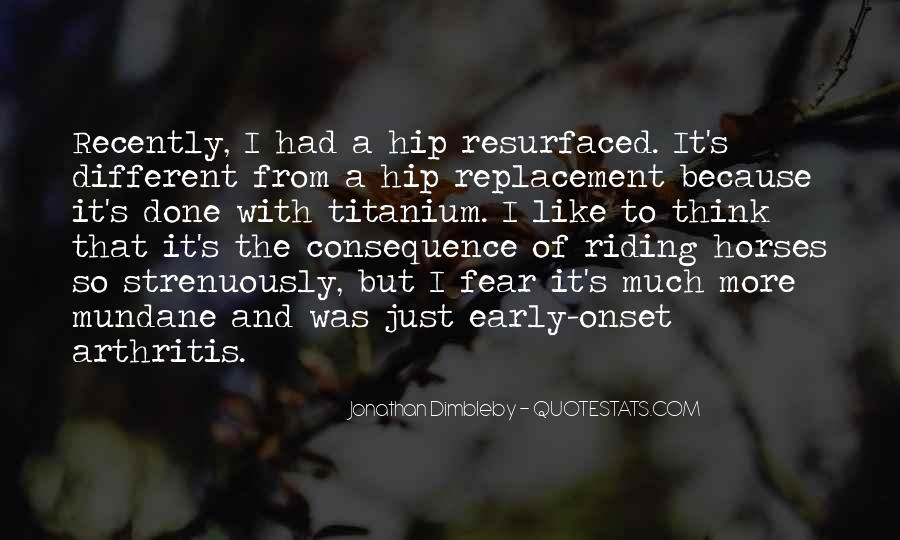 Quotes About Replacement #213131
