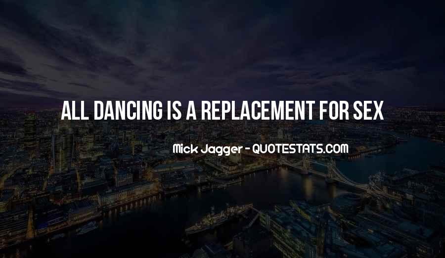 Quotes About Replacement #440361