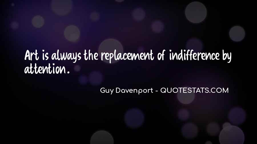 Quotes About Replacement #706419