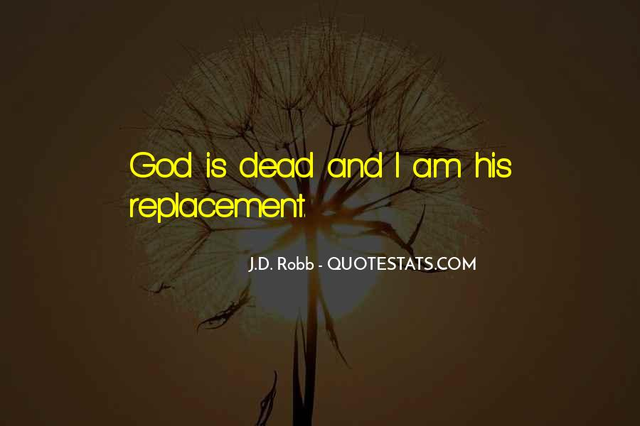 Quotes About Replacement #72002