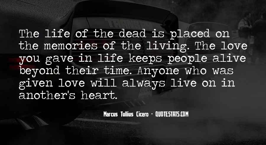 Quotes About Past Memories Of Love #150431