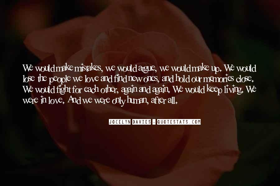 Quotes About Past Memories Of Love #40199