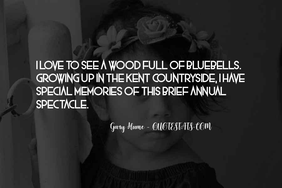 Quotes About Past Memories Of Love #46463