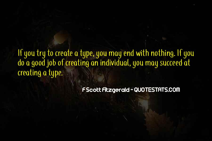 Quotes About Writing F Scott Fitzgerald #1507561