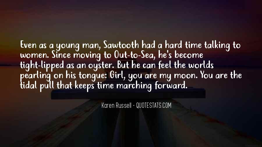 Quotes About A Girl And The Sea #1158948