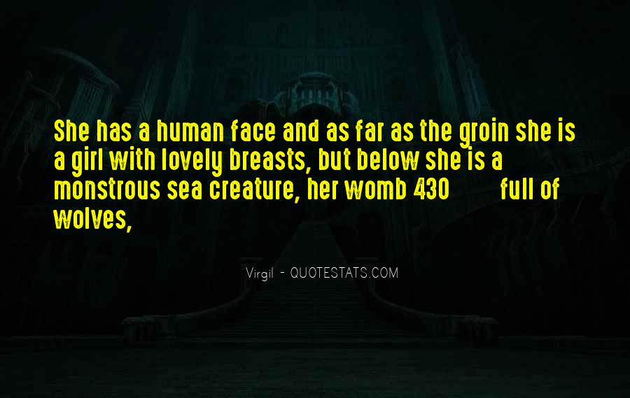 Quotes About A Girl And The Sea #304203
