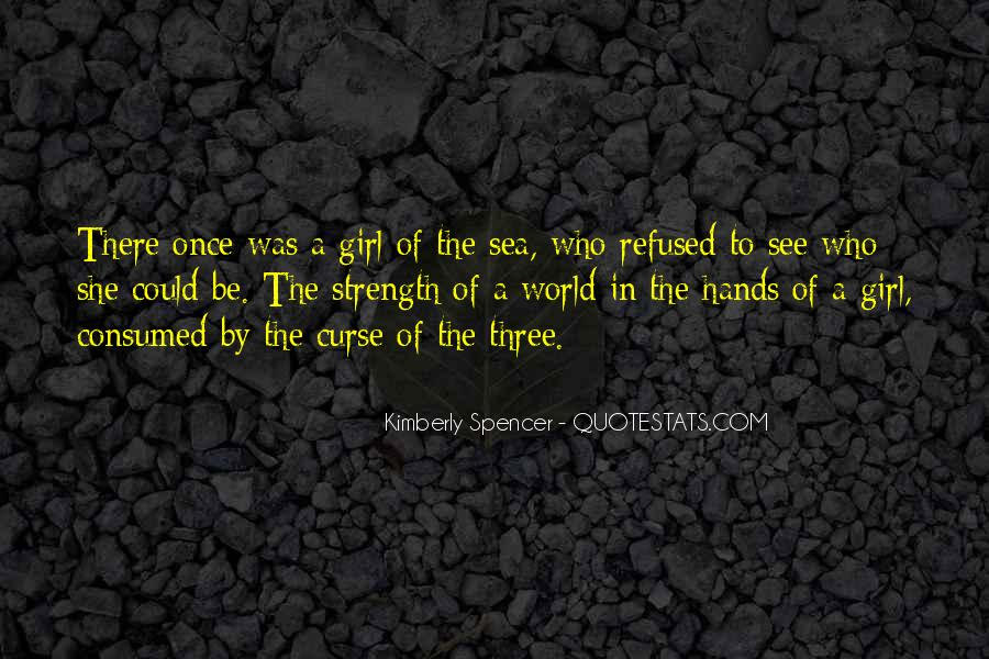 Quotes About A Girl And The Sea #484619