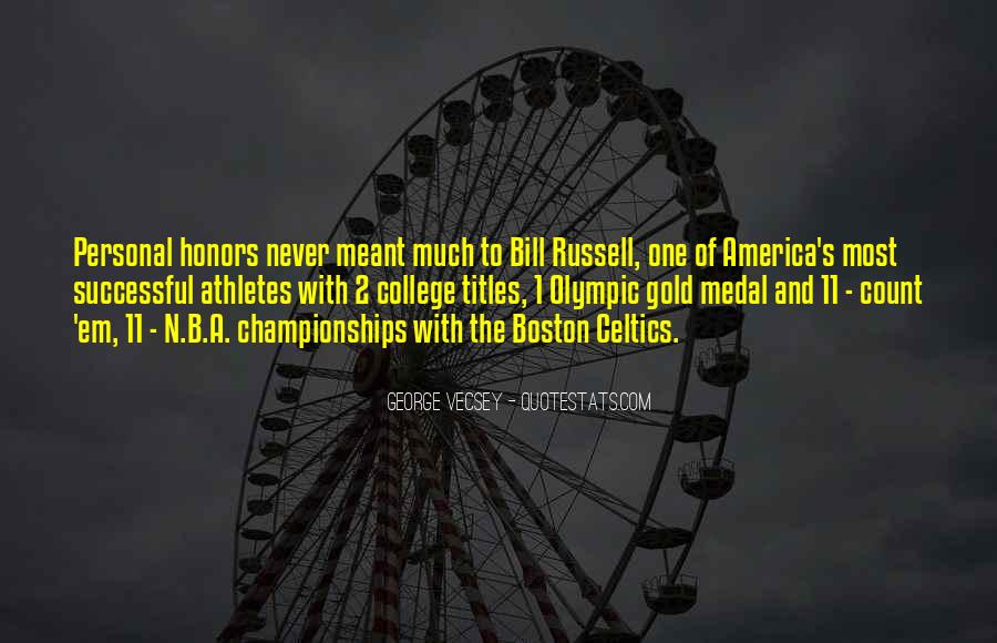 Quotes About College Athletes #1071