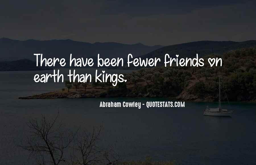 Quotes About Having Fewer Friends #564096