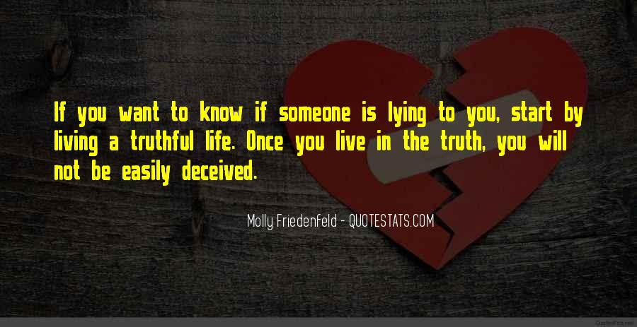 Quotes About Integrity And Lying #1525442
