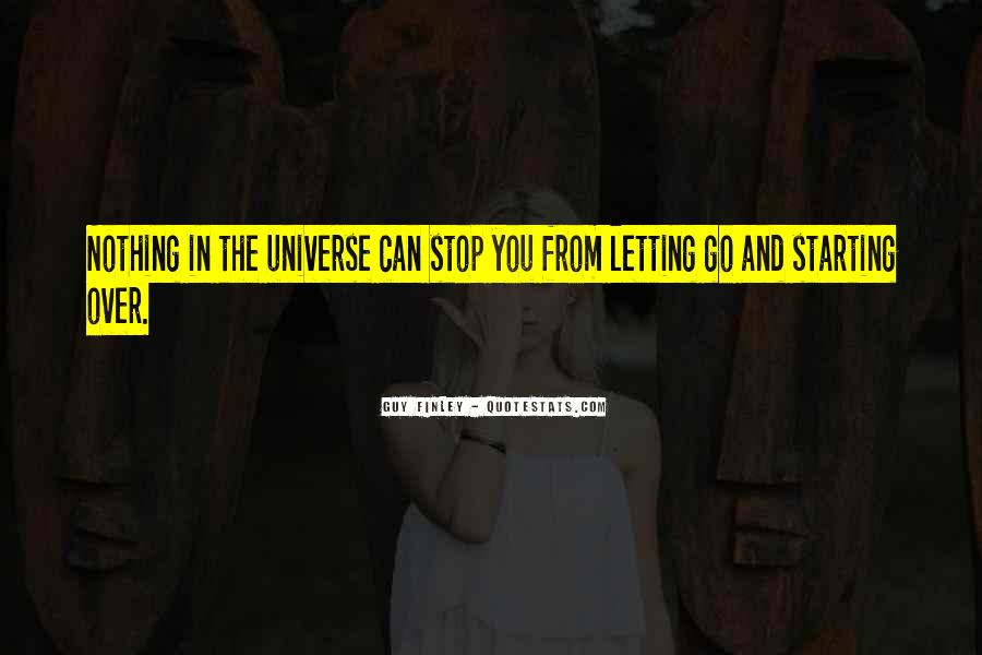 Quotes About You Letting Me Go #44843