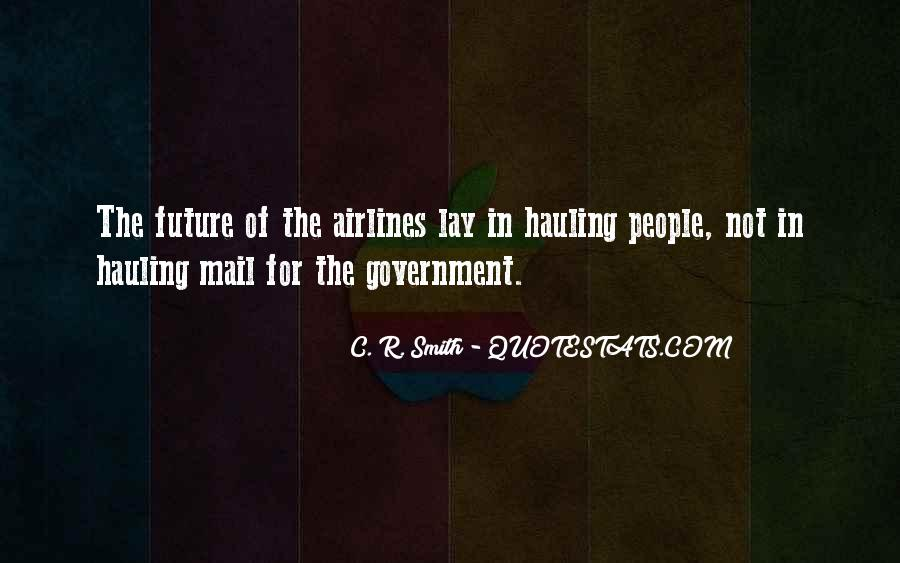 Quotes About Hauling #1107945