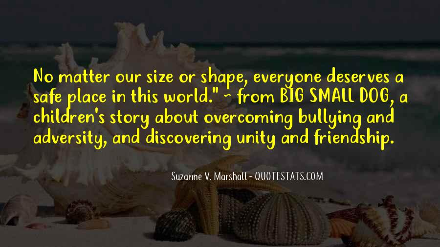Quotes About Big Size #1049473