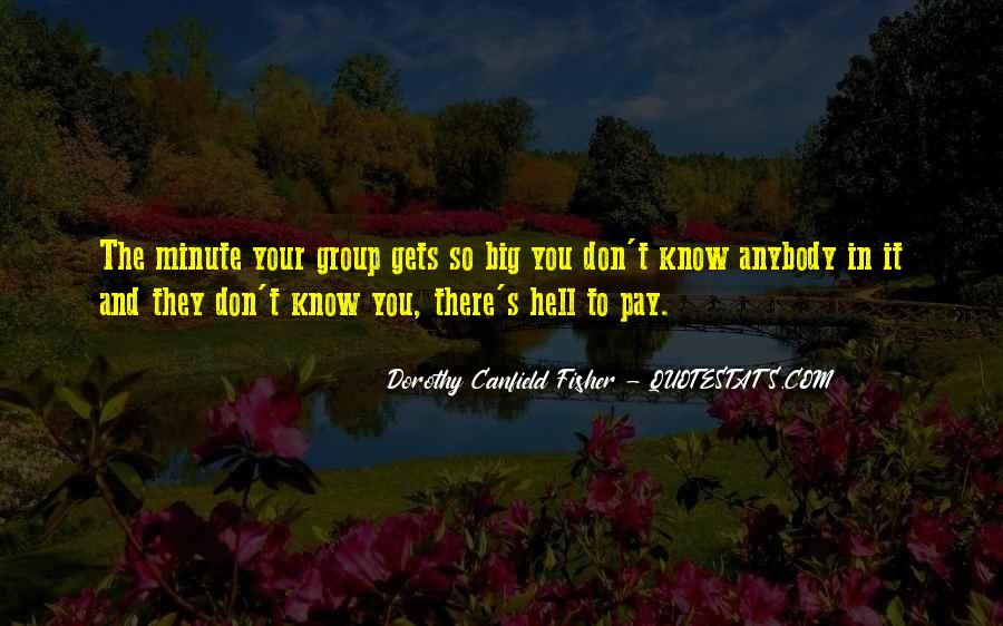 Quotes About Big Size #1081421