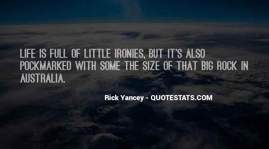 Quotes About Big Size #1154284