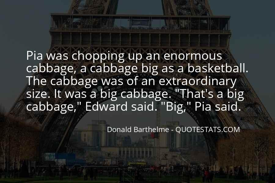 Quotes About Big Size #215316