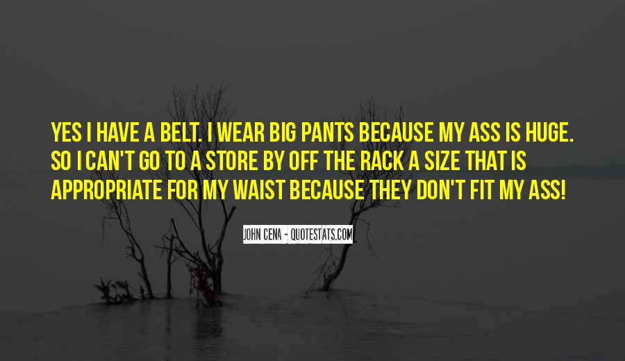Quotes About Big Size #725201