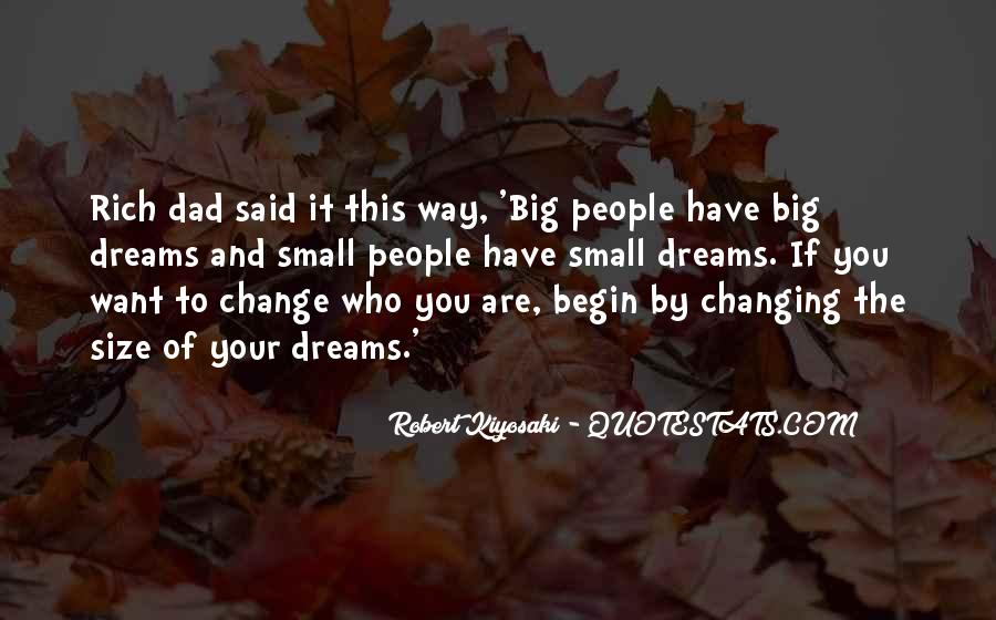 Quotes About Big Size #810272