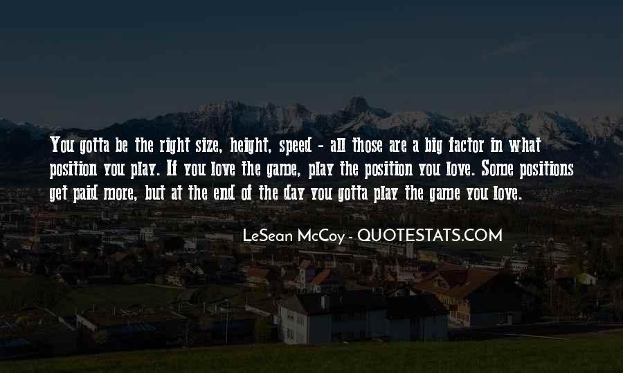 Quotes About Big Size #967550